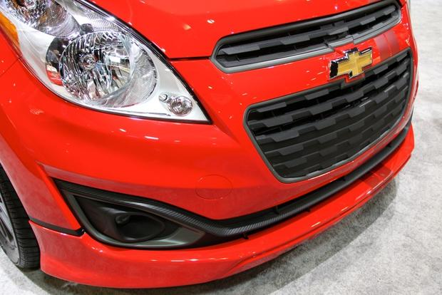 2013 Chevrolet Sonic and Spark Z-Spec: SEMA Auto Show featured image large thumb18