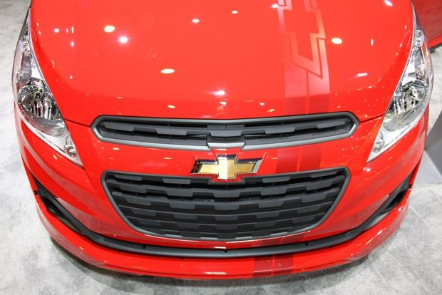 2013 Chevrolet Sonic and Spark Z-Spec: SEMA Auto Show featured image large thumb24