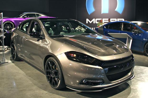 2013 Dodge Dart Carbon Fire: SEMA Auto Show featured image large thumb0