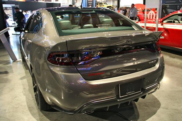 2013 Dodge Dart Carbon Fire: SEMA Auto Show featured image large thumb4