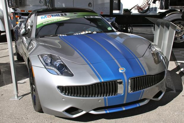 2013 Fisker Karma: SEMA Auto Show featured image large thumb0