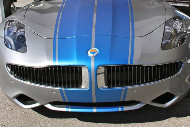 2013 Fisker Karma: SEMA Auto Show featured image large thumb1