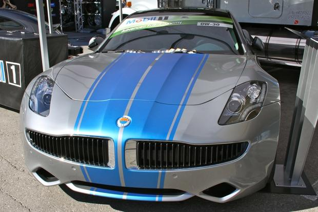 2013 Fisker Karma: SEMA Auto Show featured image large thumb2