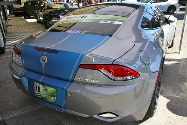 2013 Fisker Karma: SEMA Auto Show featured image large thumb4