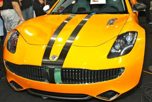 2013 Fisker Karma: SEMA Auto Show featured image large thumb16