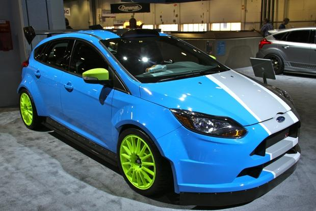 2013 Ford Focus ST: SEMA Auto Show featured image large thumb4