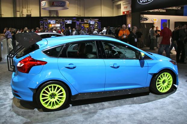 2013 Ford Focus ST: SEMA Auto Show featured image large thumb5