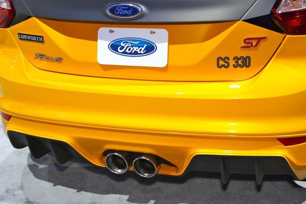 2013 Ford Focus ST: SEMA Auto Show featured image large thumb14