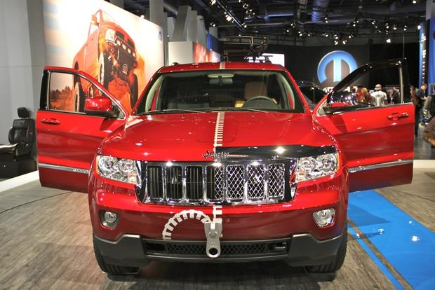 2013 Jeep Grand Cherokee Half & Half: SEMA Auto Show featured image large thumb1