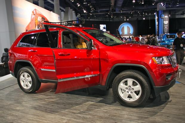 2013 Jeep Grand Cherokee Half & Half: SEMA Auto Show featured image large thumb3