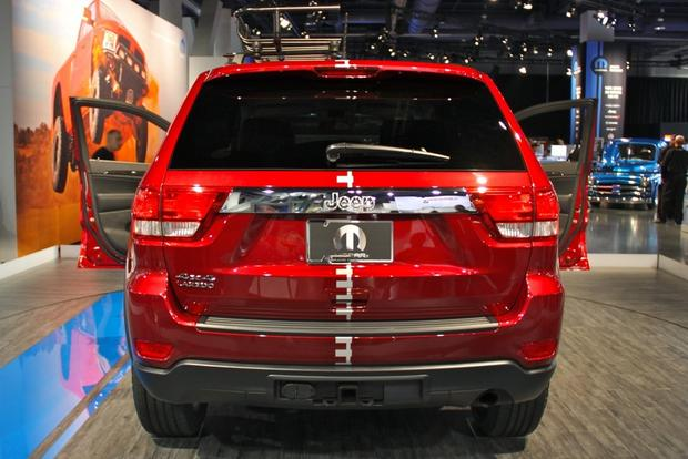 2013 Jeep Grand Cherokee Half & Half: SEMA Auto Show featured image large thumb6