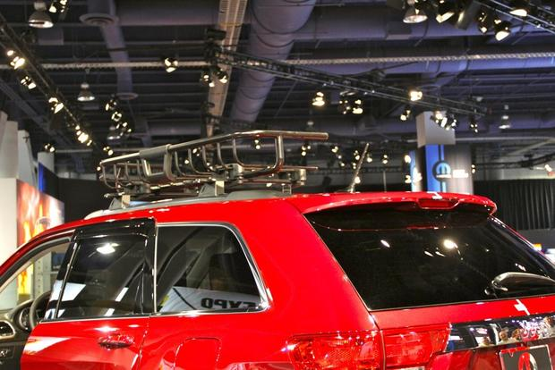 2013 Jeep Grand Cherokee Half & Half: SEMA Auto Show featured image large thumb8
