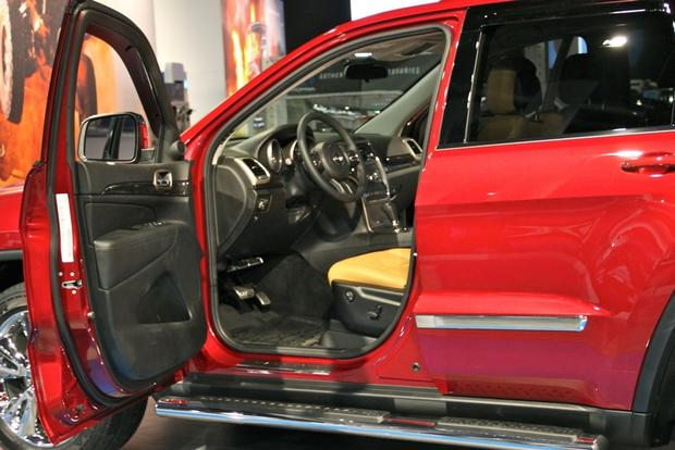 2013 Jeep Grand Cherokee Half & Half: SEMA Auto Show featured image large thumb10