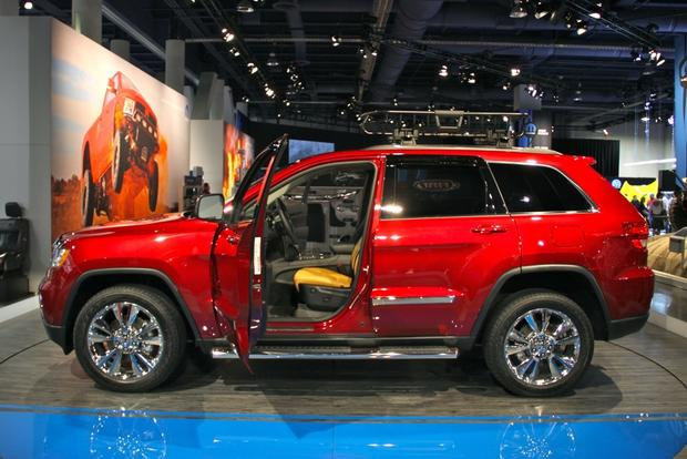 2013 Jeep Grand Cherokee Half & Half: SEMA Auto Show featured image large thumb11
