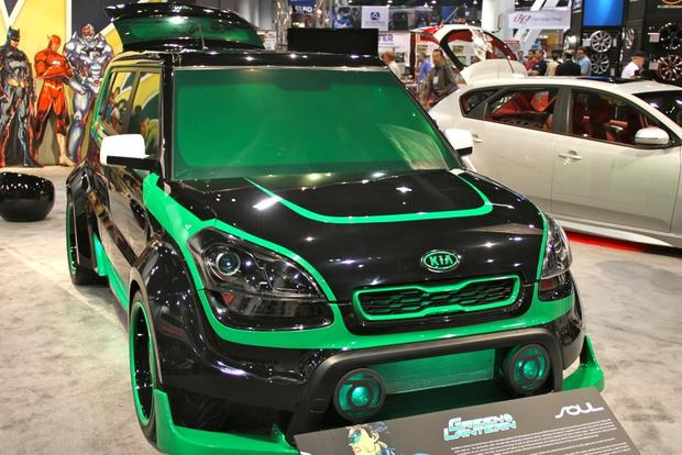 Kia Superhero Cars: SEMA Auto Show featured image large thumb1