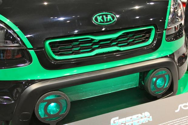 Kia Superhero Cars: SEMA Auto Show featured image large thumb2