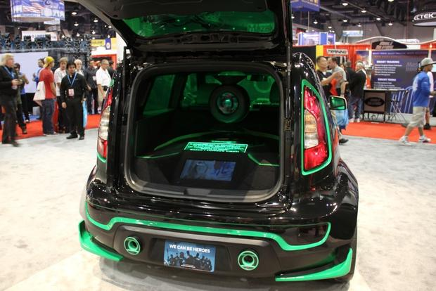 Kia Superhero Cars: SEMA Auto Show featured image large thumb3