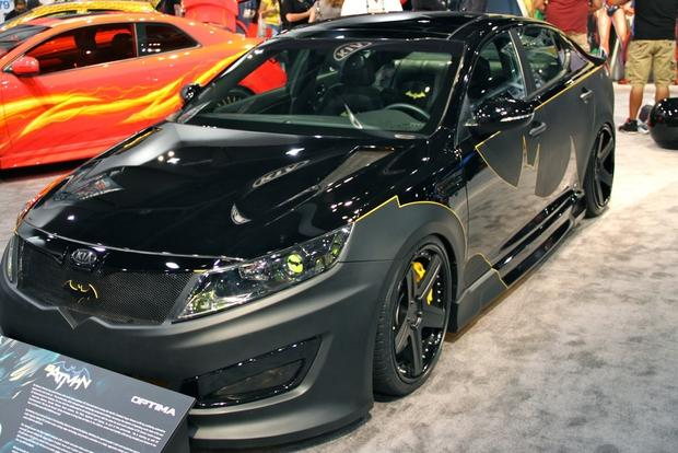 Kia Superhero Cars: SEMA Auto Show featured image large thumb7
