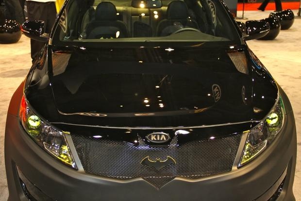 Kia Superhero Cars: SEMA Auto Show featured image large thumb8