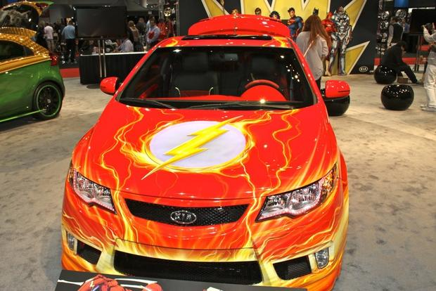 Kia Superhero Cars: SEMA Auto Show featured image large thumb11