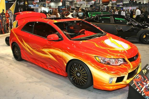 Kia Superhero Cars: SEMA Auto Show featured image large thumb12