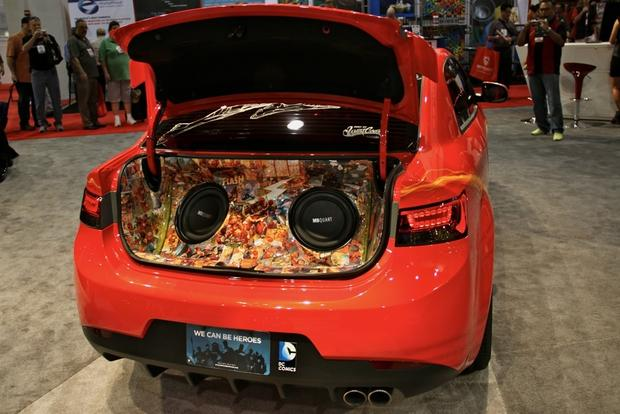 Kia Superhero Cars: SEMA Auto Show featured image large thumb13
