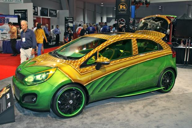Kia Superhero Cars: SEMA Auto Show featured image large thumb15