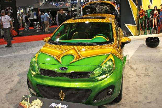 Kia Superhero Cars: SEMA Auto Show featured image large thumb16