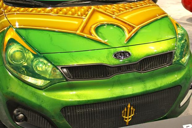 Kia Superhero Cars: SEMA Auto Show featured image large thumb17