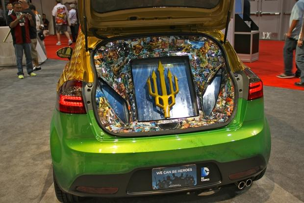 Kia Superhero Cars: SEMA Auto Show featured image large thumb19