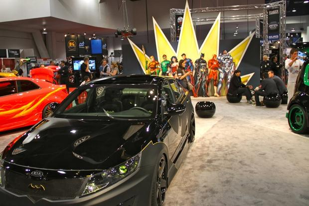 Kia Superhero Cars: SEMA Auto Show featured image large thumb20