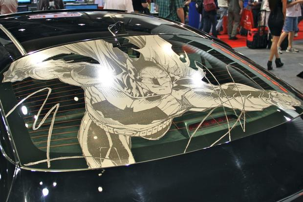 Kia Superhero Cars: SEMA Auto Show featured image large thumb21