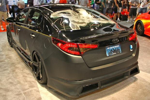 Kia Superhero Cars: SEMA Auto Show featured image large thumb22