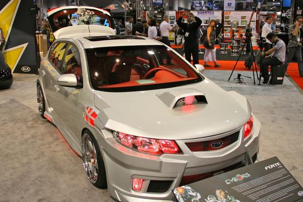 Kia Superhero Cars: SEMA Auto Show featured image large thumb23