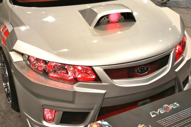 Kia Superhero Cars: SEMA Auto Show featured image large thumb24