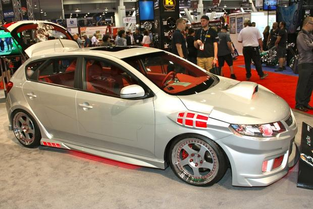Kia Superhero Cars: SEMA Auto Show featured image large thumb25