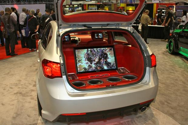 Kia Superhero Cars: SEMA Auto Show featured image large thumb26