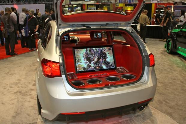 Kia Superhero Cars Sema Auto Show Autotrader