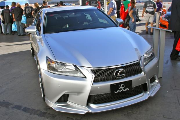 2013 Lexus Project F Sport LS and GS: SEMA Auto Show featured image large thumb1