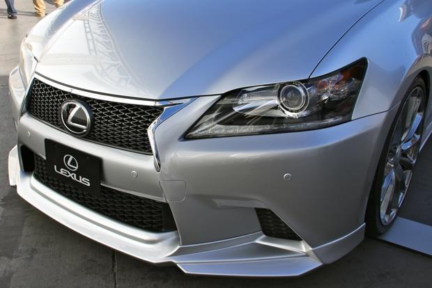 2013 Lexus Project F Sport LS and GS: SEMA Auto Show featured image large thumb3