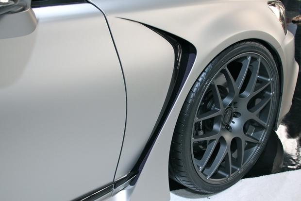 2013 Lexus Project F Sport LS and GS: SEMA Auto Show featured image large thumb16
