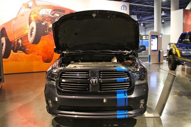 2013 RAM 1500 Urban RAM: SEMA Auto Show featured image large thumb1