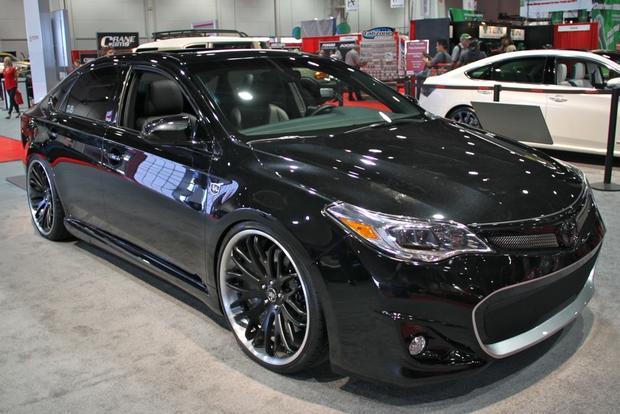 2013 Toyota Avalon: SEMA Auto Show featured image large thumb1