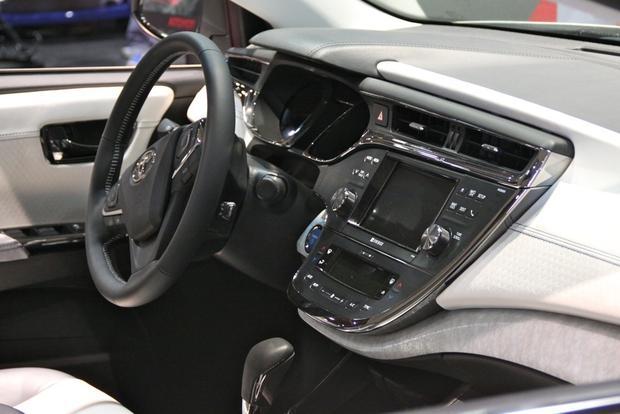 2013 Toyota Avalon: SEMA Auto Show featured image large thumb15