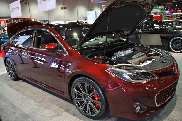 2013 Toyota Avalon: SEMA Auto Show featured image large thumb18