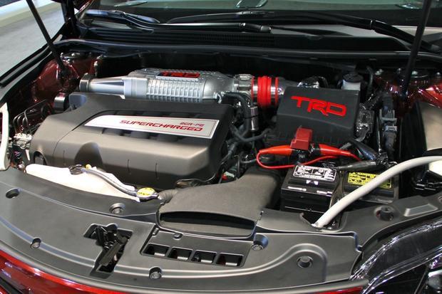 2013 Toyota Avalon: SEMA Auto Show featured image large thumb20