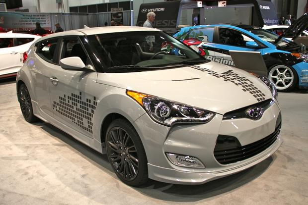 2013 Hyundai Veloster Re:Mix: SEMA Auto Show