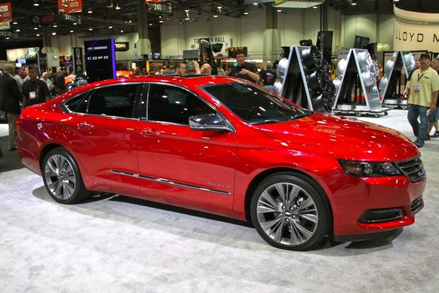 2014 Chevrolet Impala: SEMA Auto Show featured image large thumb0