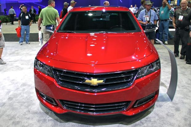 2014 Chevrolet Impala: SEMA Auto Show featured image large thumb1