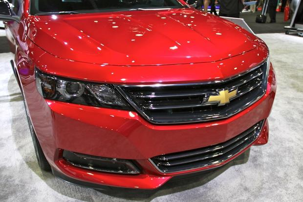 2014 Chevrolet Impala: SEMA Auto Show featured image large thumb2